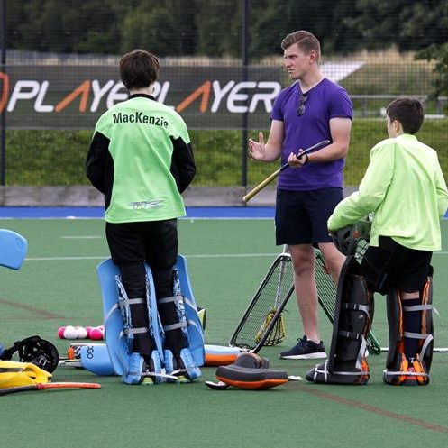 Inverleith Hockey Camp