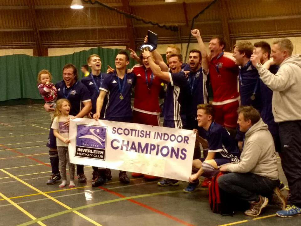 Inverleith Men's National Indoor Champions