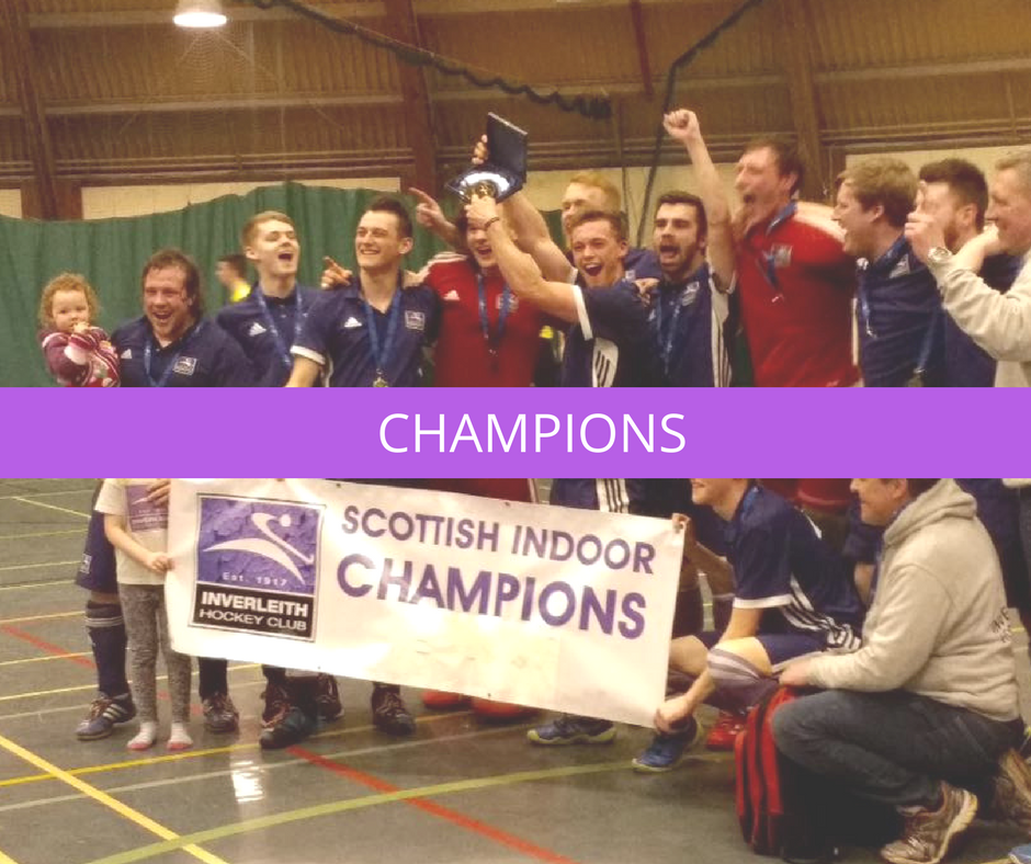 Men's 1s Indoor Team