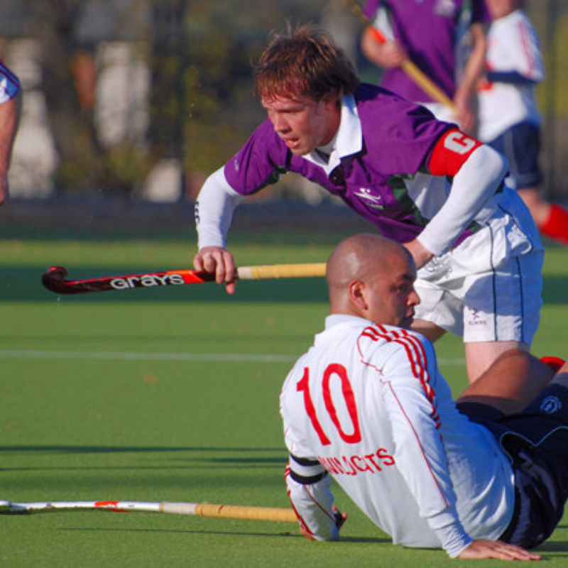 Stephen Dick Inverleith Hockey Club