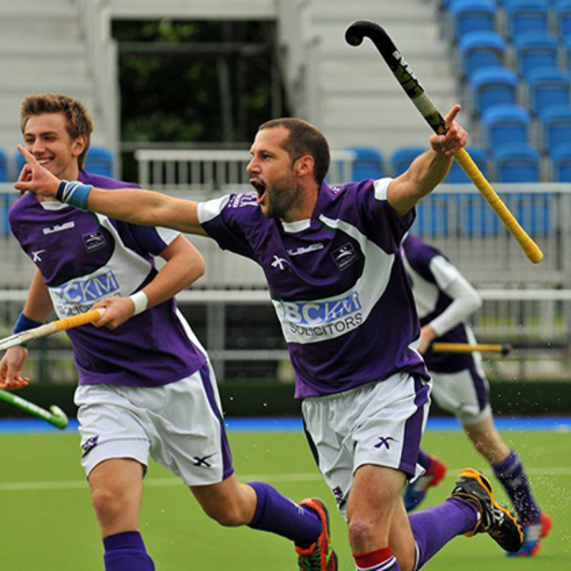 Phil Hall Inverleith Hockey Club