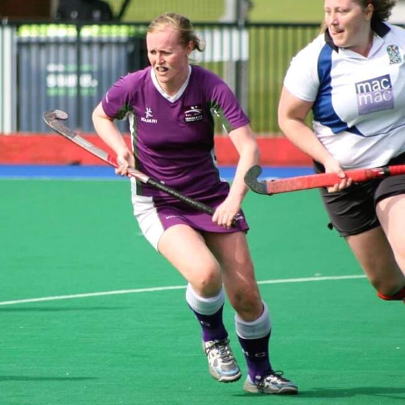 Fiona Cousins Inverleith Hockey Club