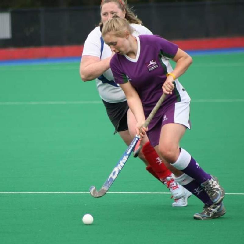 Sarah Mckay Inverleith Hockey Club
