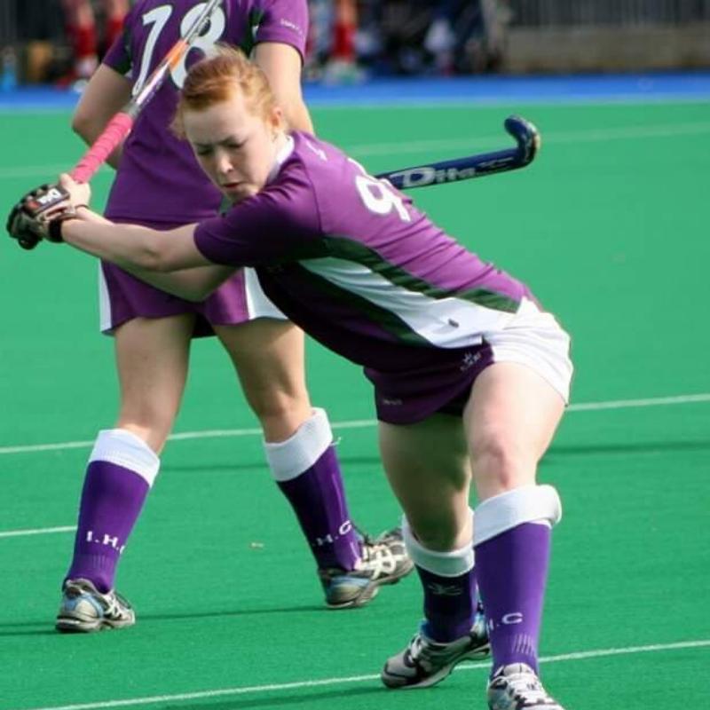 Sarah Jamieson Inverleith Hockey Club