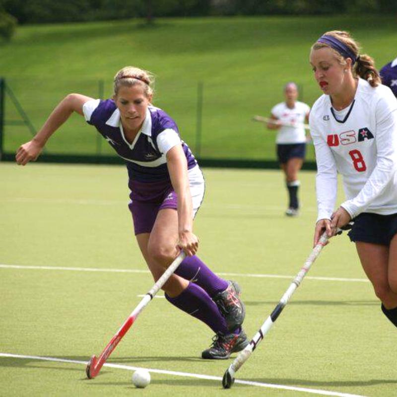 Katie Salmond Inverleith Hockey Club