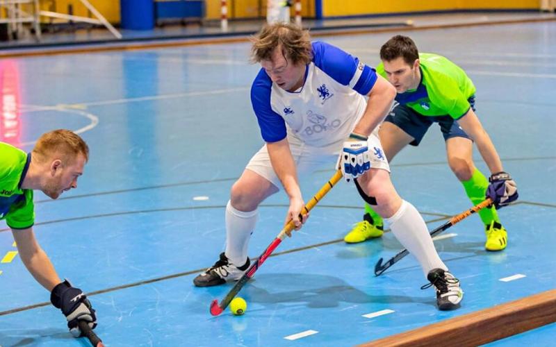 Stephen Dick Inverleith Hockey Club