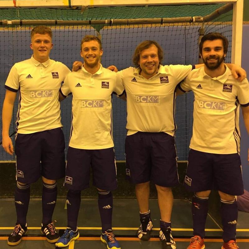 Ewen Mackie, Patrick Christie, Sean Stewart, Stephen Dick Inverleith Hockey Club